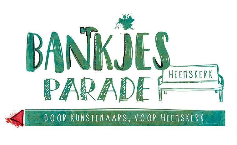 Bankjes Parade Heemskerk